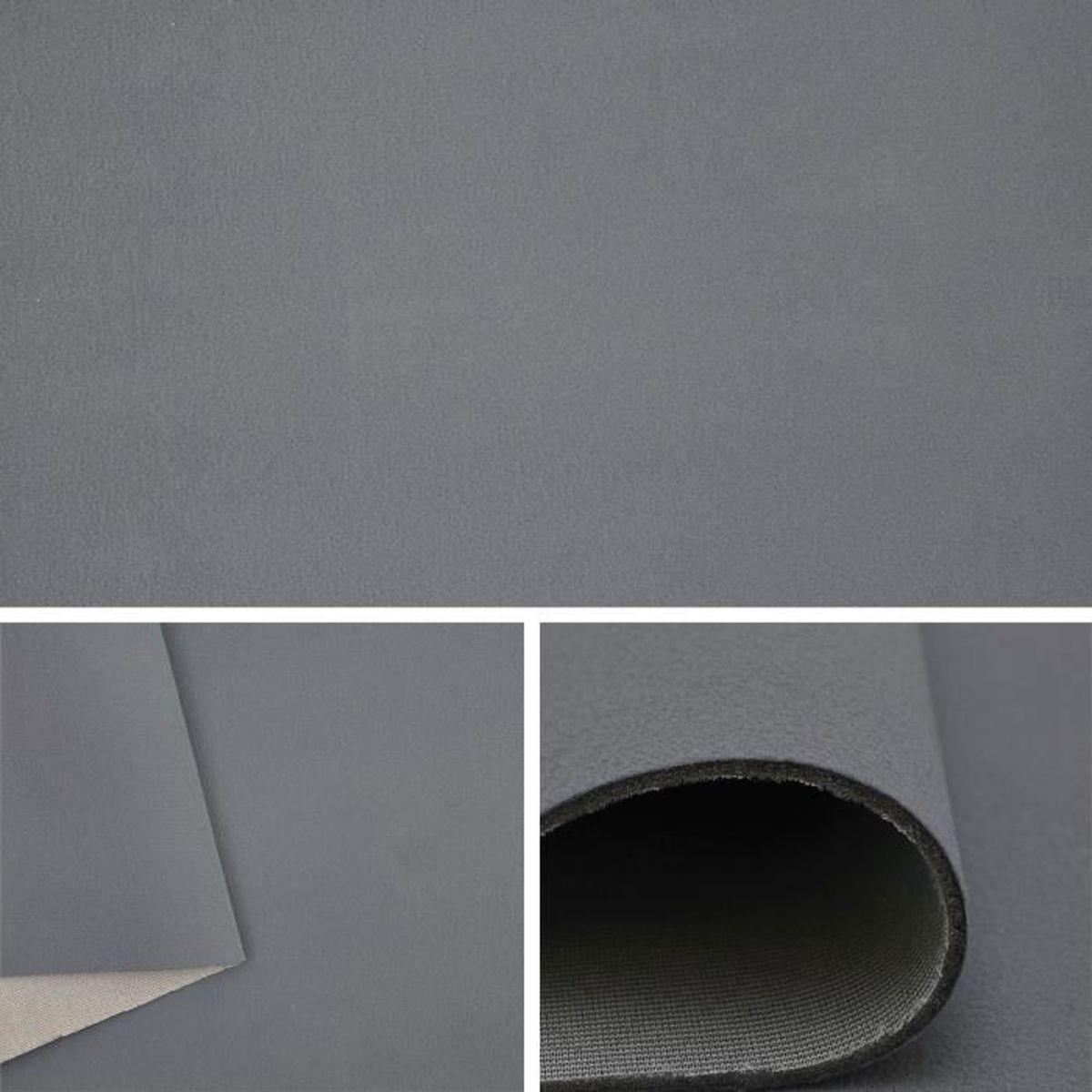 tissu velours couleur bleu-gris - achat / vente voiture tissu