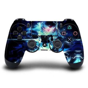 STICKER - SKIN CONSOLE Version Style07 - Homereally Ps4 Contrôleur Peau D
