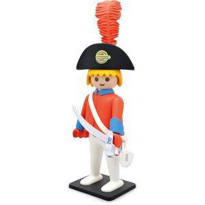 STATUE - STATUETTE Figurine de collection Plastoy Playmobil l'officie