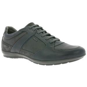 MOCASSIN GEOX U Symbol A Hommes Sneaker Gris U72A5A 0CLME C