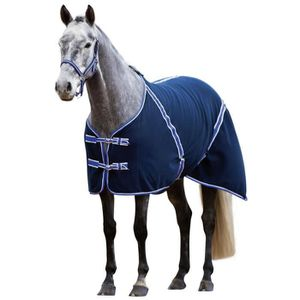 COUVERTURE ANIMAUX COVALLIERO Couverture cheval RugBe Classic - 135 c