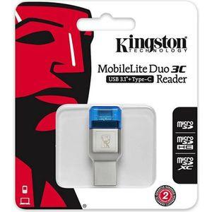 LECTEUR DE CARTE EXT. KINGSTON Lecteur de cartes microSD MobileLite DUO