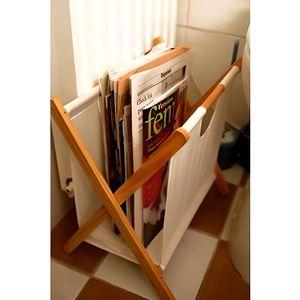 porte revues achat vente porte revues pas cher cdiscount. Black Bedroom Furniture Sets. Home Design Ideas