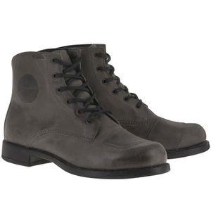 e16a87e3217 CHAUSSURE - BOTTE Chaussures Alpinestars Twin Drystar Charcoal