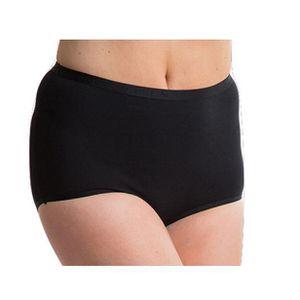 CULOTTE - SLIP Passionelle - Lot de 6 culottes maxi taille haute