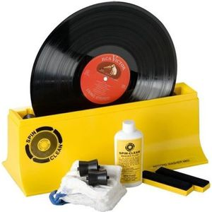 NETTOYAGE TV-VIDEO-SON Pro-Ject Spin Clean