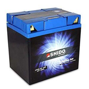 BATTERIE VÉHICULE Batterie Lithium Shido LIX30L-BS = YTX30L-BS