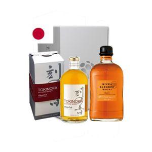 WHISKY BOURBON SCOTCH Vinaddict - Coffret Sumo - Whiskys Japonais