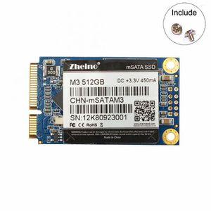 DISQUE DUR SSD interne SSD M3 512Go MSATA 3D TLC NAND FLASH