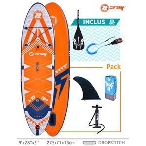 STAND UP PADDLE Zray Stand up Paddle Gonflable Sup X-Rider Young p