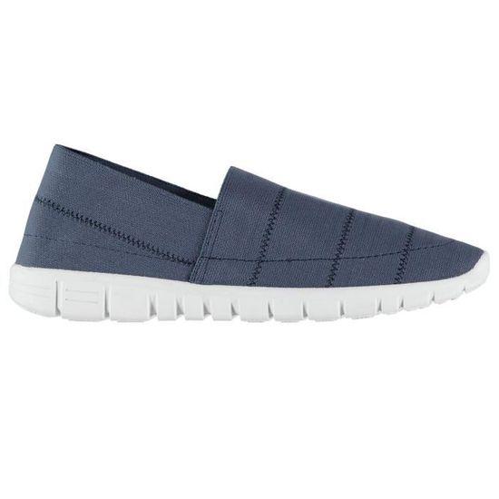 Fabric Mercy Chaussures décontractées à enfiler pour Femmes Bleu Bleu marine - Achat / Vente basket