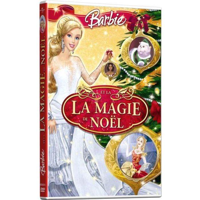 Dvd barbie et la magie de no l en dvd dessin anim pas cher cdiscount - Barbie de noel 2012 ...