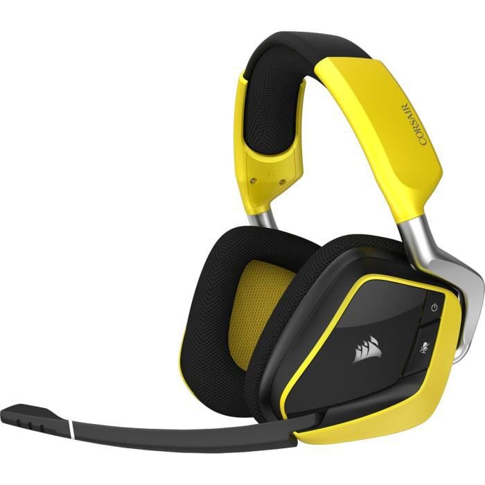 CORSAIR Casque Gaming VOID PRO RGB Sans fil - Special Edition