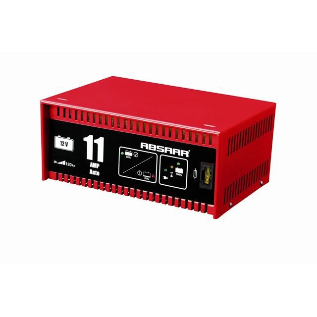 Chargeur 11 AMP 12V electronic
