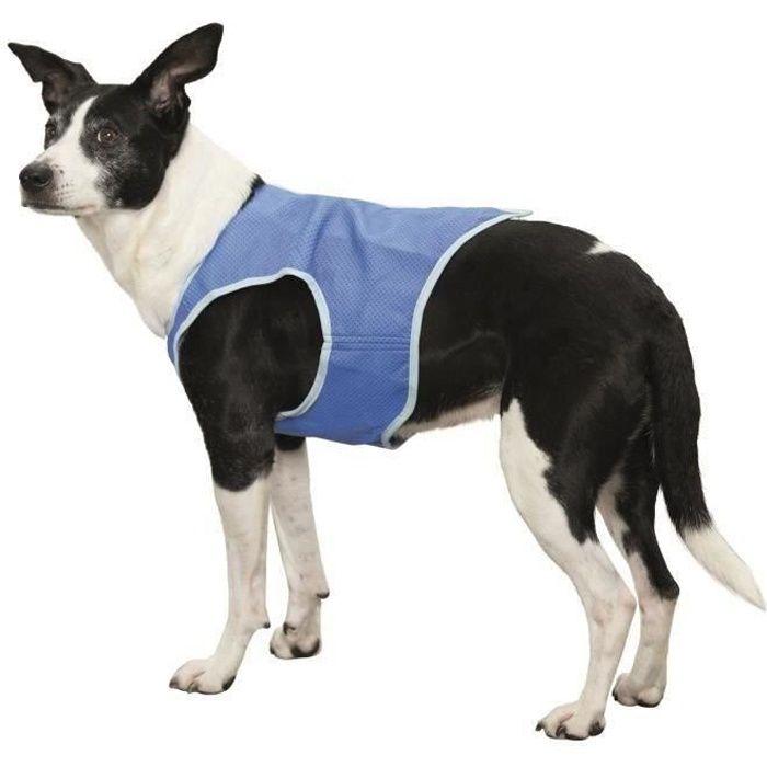 TRIXIE Veste rafraîchissante PVA - S : 25 cm - Pour chien