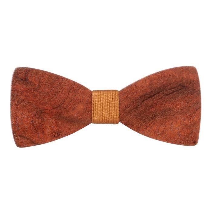 noeud papillon bois loupe d 39 amboine camel marron achat vente cravate n ud papillon. Black Bedroom Furniture Sets. Home Design Ideas