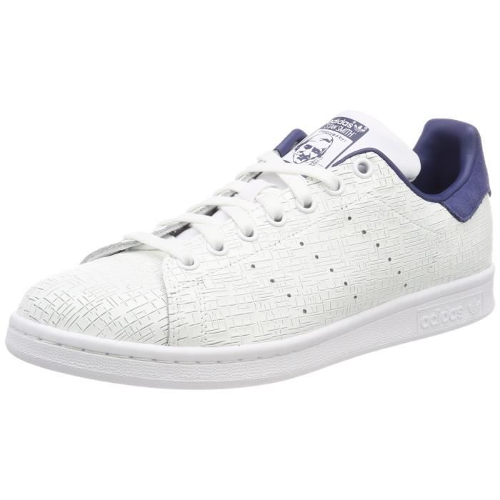 code promo 2f1b2 400d0 Adidas Stan Smith Baskets basse-top des femmes 3YHYC0 Taille ...