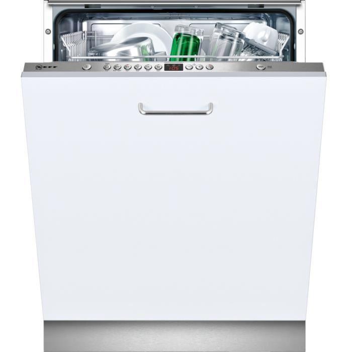 LAVE-VAISSELLE Neff - lave-vaisselle 60cm 12 couverts a+ tout int