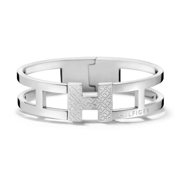 Tommy Hilfiger jewelry - Bracelet - Acier inoxydable - 19 cm - 2700701