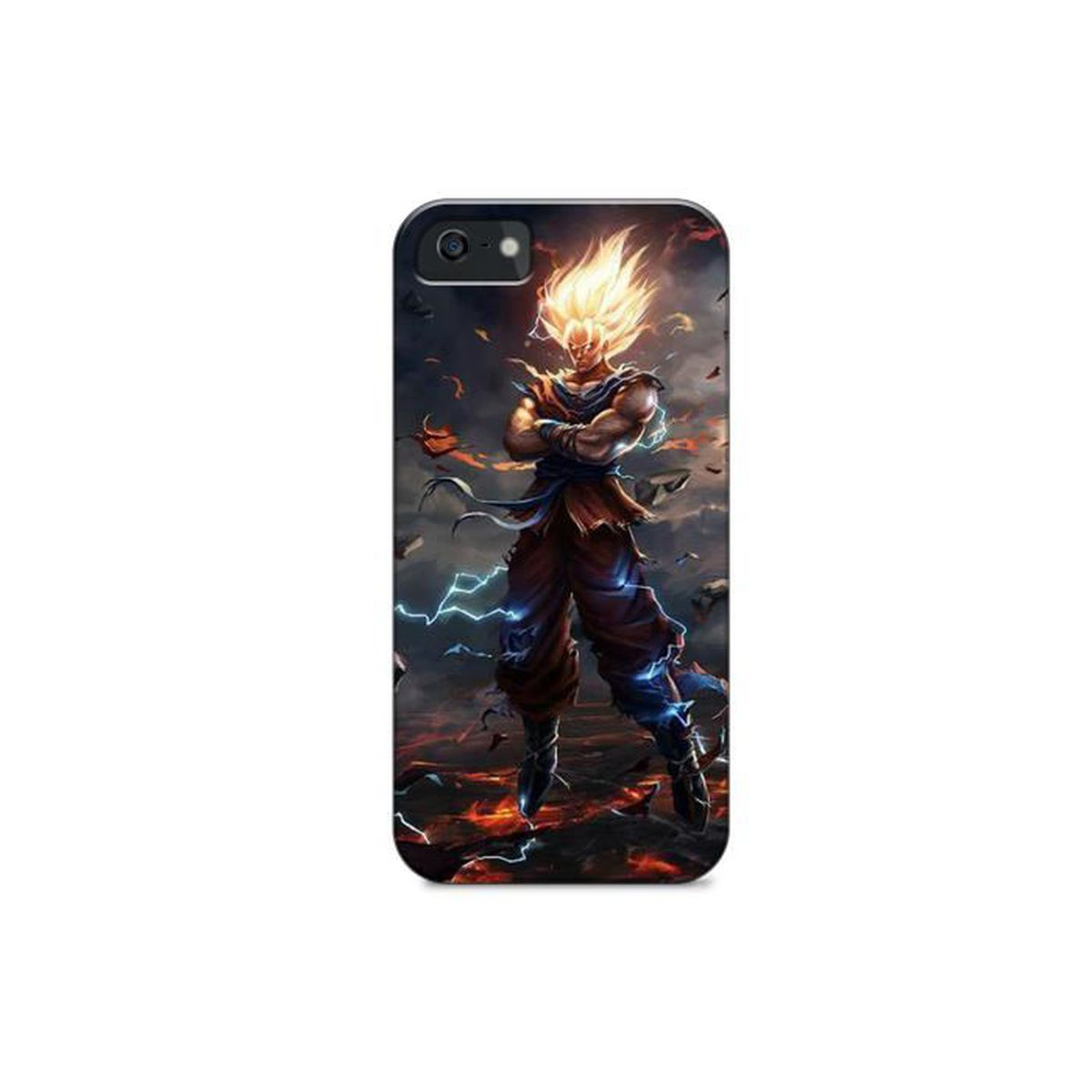 coque iphone 5 dragon ball z goku