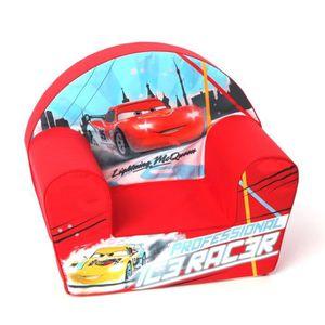 FAUTEUIL - CANAPÉ BÉBÉ CARS Fauteuil Club McQueen Ice Racer - Disney