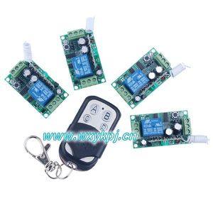 TÉLÉCOMMANDE DOMOTIQUE  Télécommande sans fil Système de commutateur 1 éme
