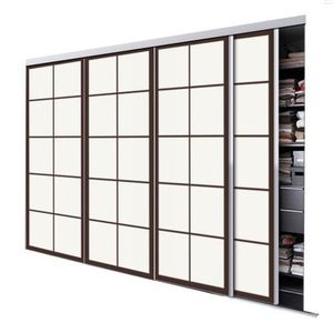 Petite porte coulissante placard armoire with petite - Petite porte de placard ...