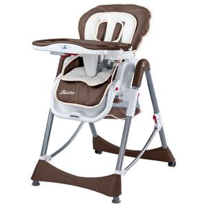 CHAISE HAUTE Chaise Haute Multipositions Bb Enfant De