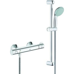 ROBINETTERIE SDB GROHE Mitigeur thermostatique douche Grohtherm 800