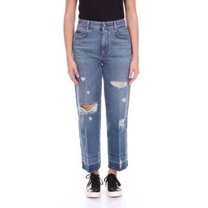 JEANS STELLA MC CARTNEY 475195SKH39 Jeans Femme Jean fon