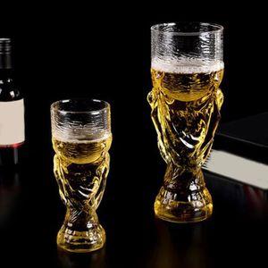 TROPHÉE - MÉDAILLE World Cup chope à bière en verre coupe du monde 35
