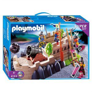 UNIVERS MINIATURE Playmobil Superset Chevaliers