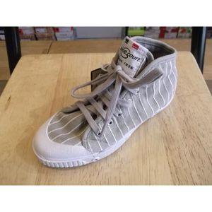 BASKET Chaussures enfants. Baskets en toile mixtes SPRING