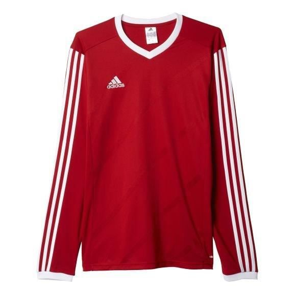ADIDAS TABE 14 T-shirt manches longues homme - Rouge