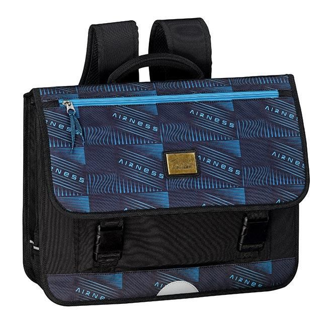 Cartable AIRNESS Ballater 41cm 3 compartiments