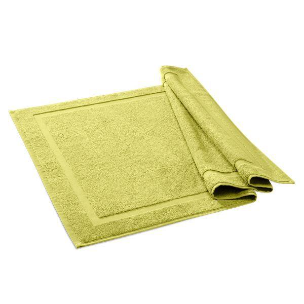 tapis de bain vert anis homeezy. Black Bedroom Furniture Sets. Home Design Ideas