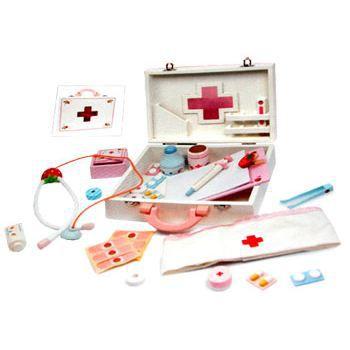 valise de docteur en bois 4020972061133 achat vente docteur v t rinaire cdiscount. Black Bedroom Furniture Sets. Home Design Ideas