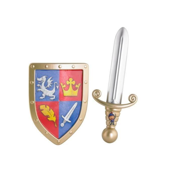 Mike le chevalier epee et bouclier achat vente b ton - Chateau de mike le chevalier ...