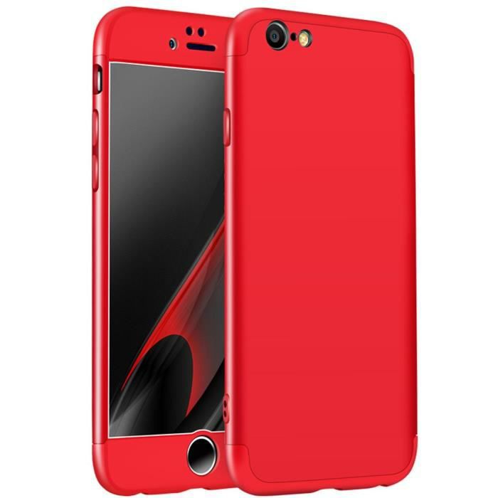 coque iphone 6 3 en 1