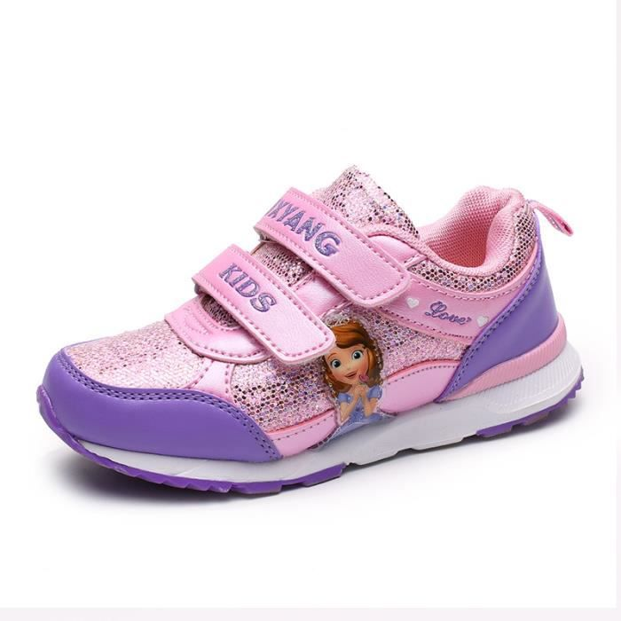 Baskets Chaussures Enfant Fille mGtXn