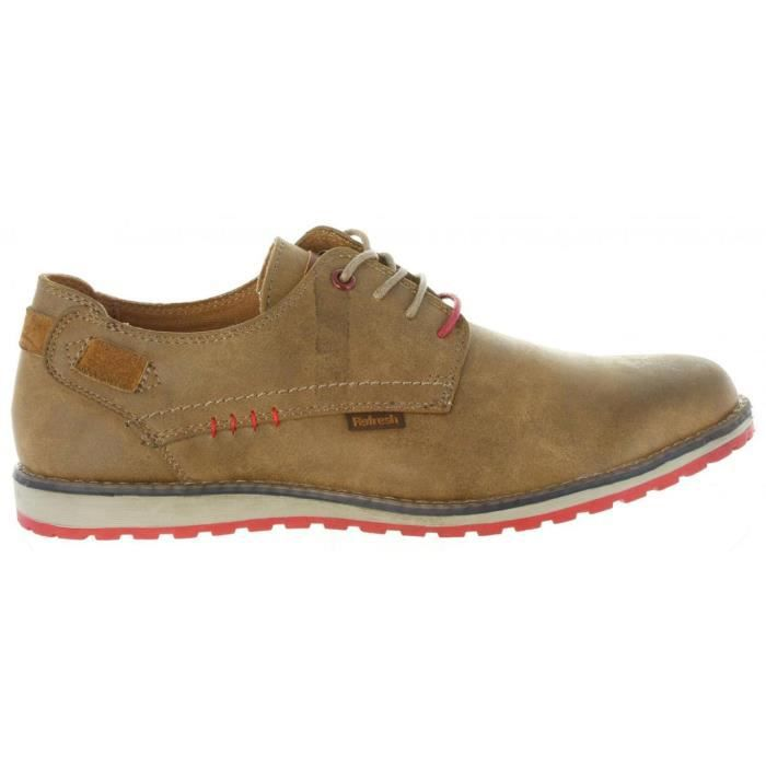 TAUPE Chaussures Chaussures Homme pour 63958 REFRESH C pour qwn0U5Fz