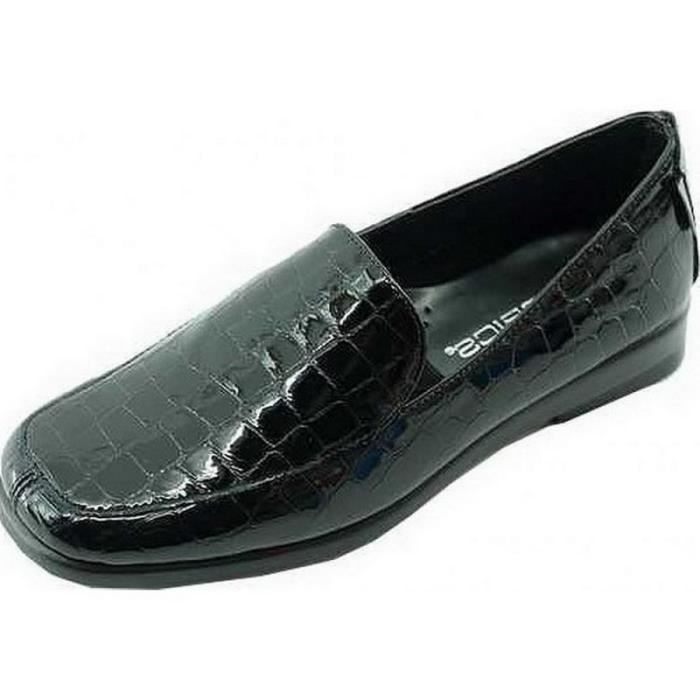 Hello chaussures croco confort antidérapant Ultra Mocassin souple N8kwnO0PX