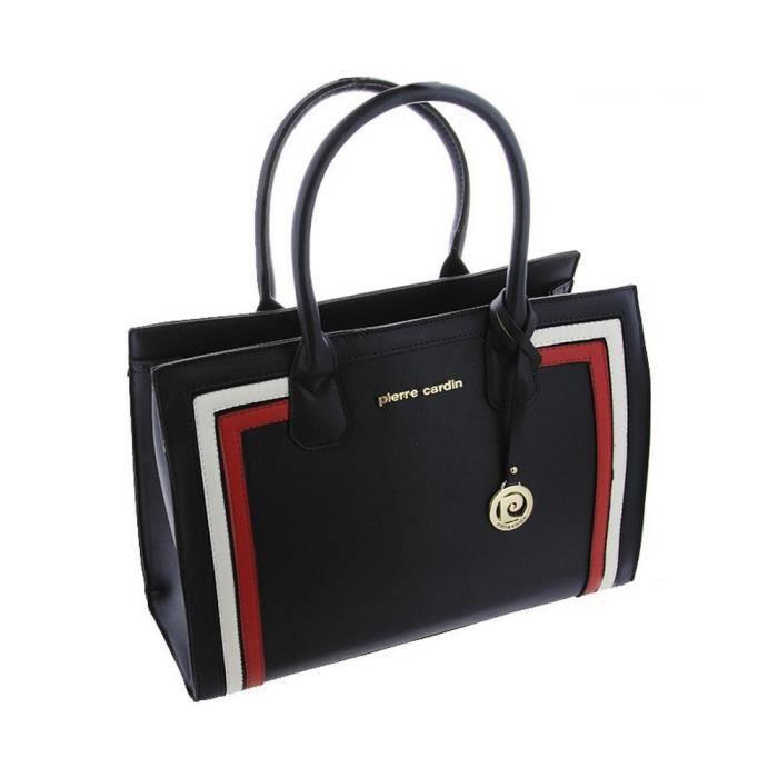 1fc43c6a45 Sac à Main Noir Femme Pierre Cardin - Achat / Vente sac à main femme ...