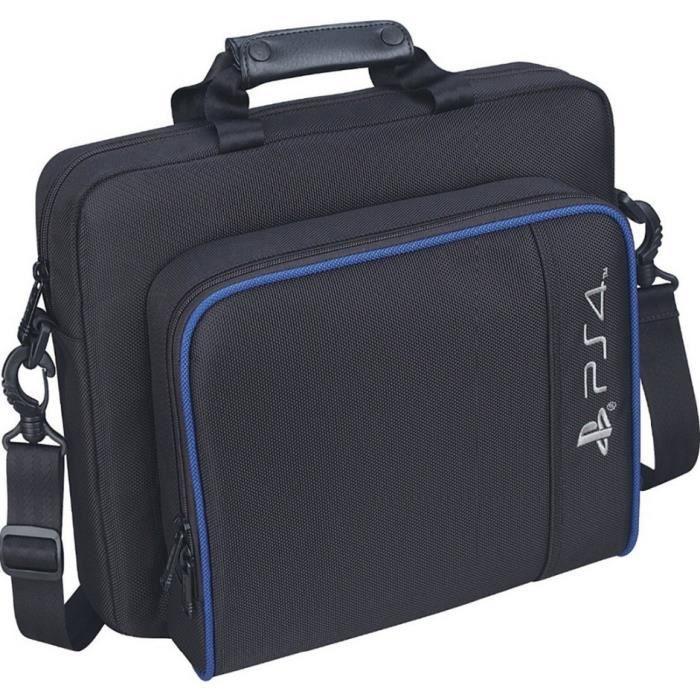 f54a1159a2 Etui épaule Sac de Voyage , sacoche de transport Pour Sony Playstation 4,  PS4 Consol Accessoires Jeu Sac pour PS4