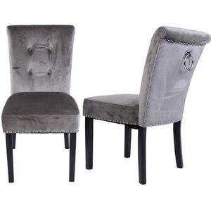 de cher bois tissu chaises pas pieds Achat Vente Lot en DY29IWEH