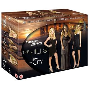 DVD FILM DVD - The Hills / the City / Laguna [Import anglai