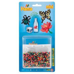JEU DE PERLE Á REPASSER Kit perles et plaques mini (petites perles Ø2,5 mm