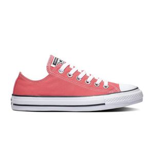 HommeFemme Baskets mode | Converse CHUCK TAYLOR ALL STAR SEASONAL OX Bordeaux