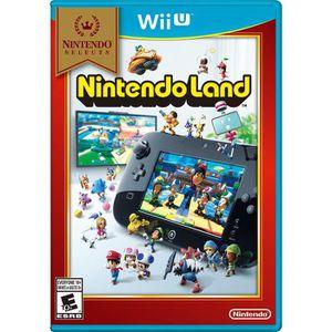 JEU WII U Nintendoland - Selects (Wii U) Import Anglais