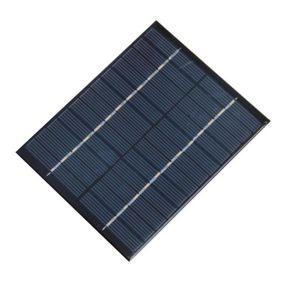 KIT PHOTOVOLTAIQUE Mini module de panneau solaire 2W 12V pour les pet